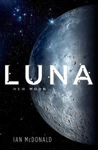 Portada de Luna de Ian Mcdonald