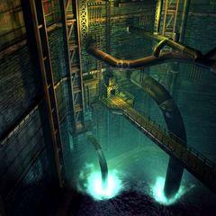 El reactor en cómo construir una nave espacial