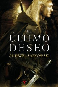 El último deseo de Andrzej Sapkowski