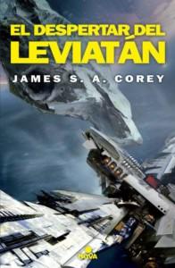 Mejores novelas de fantasía y ciencia ficción: El despertar del Leviatán