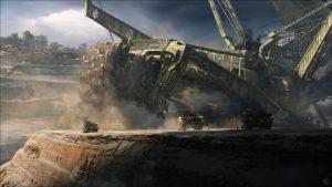 Minería espacial en Avatar