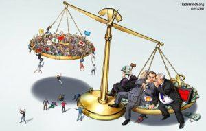 El peso de las corporaciones