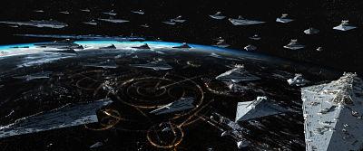 Imperio Galáctico. Obra de Ansel Hsiao