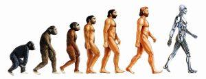 La evolución morfológica es uno de los pilares del transhumanismo