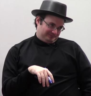 Brandon Sanderson escéptico