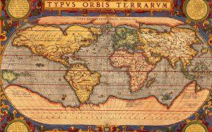 Mapas en el worldbuilding