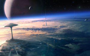 Ascensor espacial