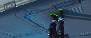 magnetismo en la ciencia ficción: botas magnéticas